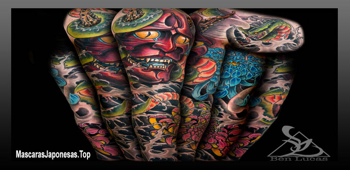 hannya tatto