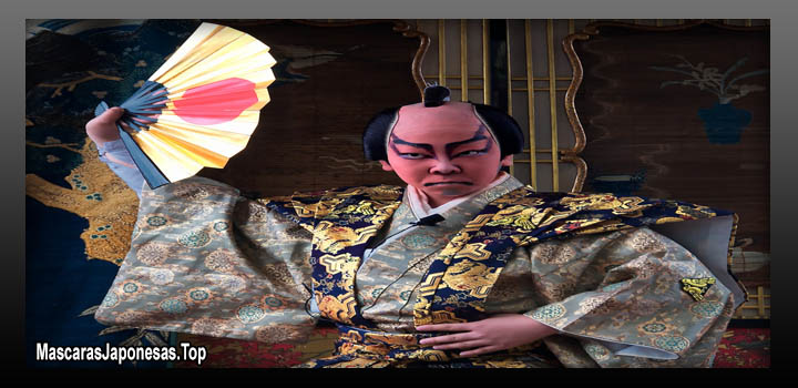 pintura kabuki